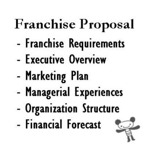 Preparing a Franchisee Business Plan