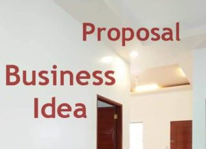 business idea proposal proposal guidelines and samples